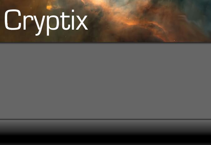 Cryptix background